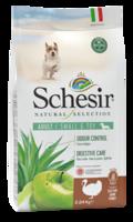 Alimento seco para perro Schesir pequeños pavo sin grano