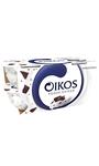 Yogur griego Oikos Stracciatella x4