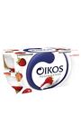 Yogur griego Oikos con Fresas x4