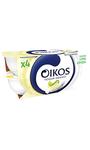 Yogur griego Oikos Lima-Limón x4
