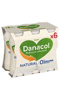 Yogur Danacol Natural x6