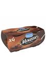 Mousse Danone Chocolate x4