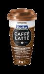 Café preparado Cappuchino Kaiku Caffe latte