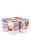 Yogur Vitalinea Fresa x4