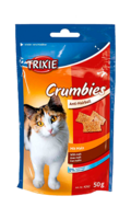 Snack para Gato Crumbies con malta