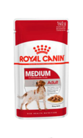 Snacks Medium Adult Comida Húmeda Royal Canin